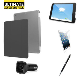 The Ultimate iPad Mini 2 / iPad Mini Accessory Pack - Black