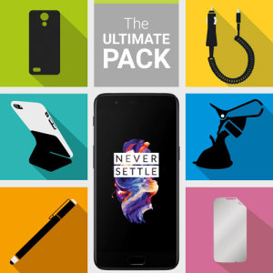 The Ultimate OnePlus 5 Accessory Pack
