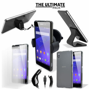 The Ultimate Sony Xperia Z2 Accessory Pack