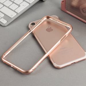 Torrii MagLoop iPhone 7 Magnetic Bumper Case - Rose Gold