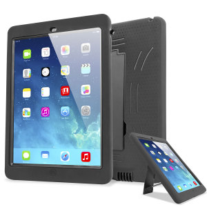 Tough iPad Air Case - Black