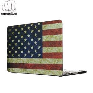 ToughGuard MacBook Pro 13 inch Hard Case - American Flag