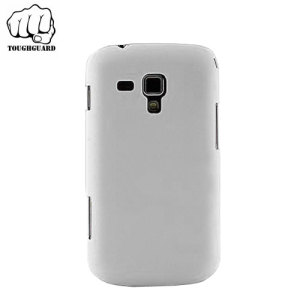 ToughGuard Samsung Galaxy Trend Plus Shell Case - White