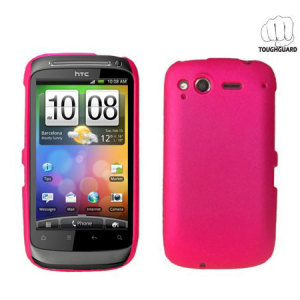 ToughGuard Shell HTC Desire S - Pink