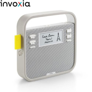 Triby Smart Portable Bluetooth Speaker - Grey