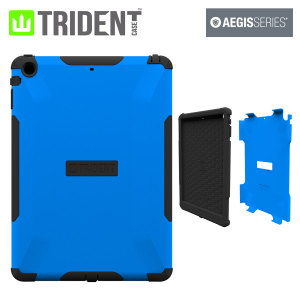 Trident Aegis Case for Apple iPad Air - Blue