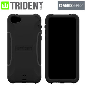 Trident Aegis Case for Apple iPhone 5C - Black