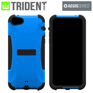 Trident Aegis Case for Apple iPhone 5C - Blue
