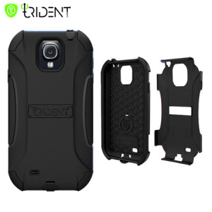 Trident Aegis Case for Samsung Galaxy S4 - Black