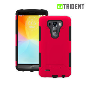 Trident Aegis LG G3 Protective Case - Red