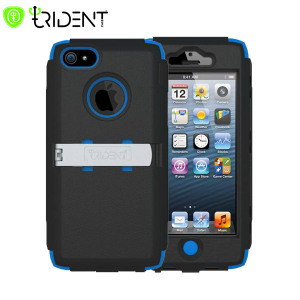 Trident Kraken AMS Case for iPhone 5 - Blue