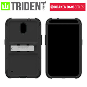 Trident Kraken AMS Case for Samsung Galaxy S5 - Black