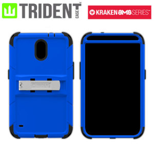 Trident Kraken AMS Case for Samsung Galaxy S5 - Blue