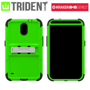 Trident Kraken AMS Case for Samsung Galaxy S5 - Green
