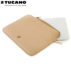 Tucano Elements MacBook 12 inch Sleeve - Gold