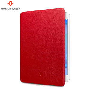 Twelve South SurfacePad iPad Air 2 Luxury Leather Case - Red