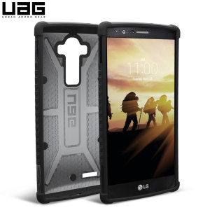 UAG Ash LG G4 Protective Case - Smoke