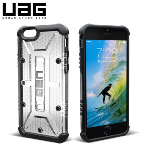 UAG Maverick iPhone 6S / 6 Protective Case - Clear