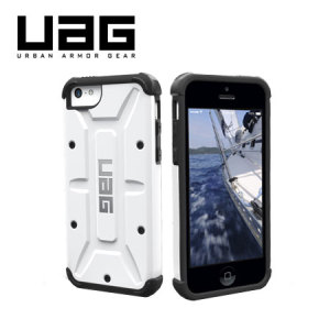 UAG Navigator Case for iPhone 5C - White