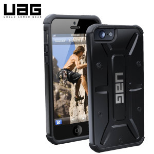 UAG Protective Case for iPhone 5S/5 - Black