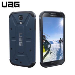 UAG Protective Case for Samsung Galaxy S4 - Aero - Blue