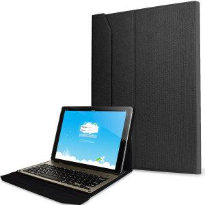 Ultra-Thin Aluminium iPad Pro 12.9 inch Keyboard Case - Black