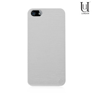 Uunique Hairline Thin Case for iPhone 5S / 5 - White