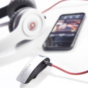 Veho  SAEM S4 Wireless Bluetooth Receiver with Track Control
