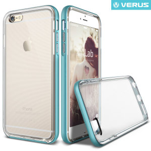 Verus Crystal Bumper iPhone 6S / 6 Case - Mint