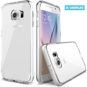 Verus Crystal Mix Samsung Galaxy S6 Case - Crystal Clear
