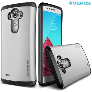 Verus Hard Drop LG G4 Case - Satin Silver