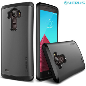 Verus Hard Drop LG G4 Case - Steel Silver