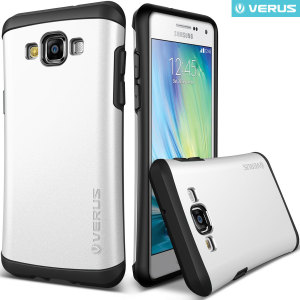 Verus Hard Drop Samsung Galaxy A5 2015 Case - Pearl White