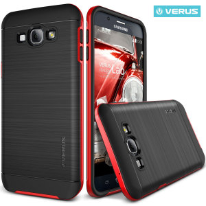 Verus High Pro Shield Series Samsung Galaxy A8 Case - Crimson Red
