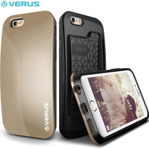 Verus Pebble iPhone 6S / 6 Case - Shine Gold