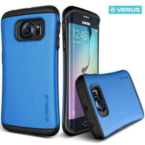 Verus Thor Samsung Galaxy S6 Edge Case - Electric Blue