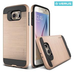 Verus Verge Series Samsung Galaxy S6 Case - Gold