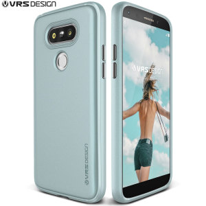 VRS Design Single Fit Series LG G5 Case - Pale Blue