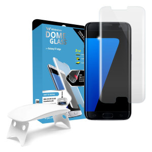 whitestone dome glass iphone 7 full cover screen protector