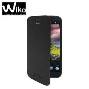 Wiko Folio Case for Wiko Cink Five - Black
