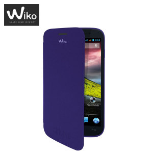 Wiko Folio Case for Wiko Cink Five - Blue