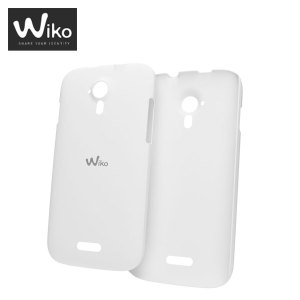 Wiko Ultra Thin Case for Wiko Cink Five - White