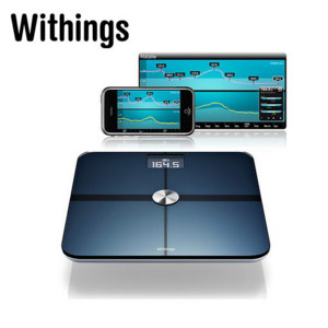 Withings Wi-Fi Body Scale for Smartphones and Tablets