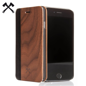 truly woodcessories ecocase casual iphone 6s 6 bamboo navy blue you only get