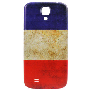 World Cup Flag Samsung Galaxy S4 Case - France