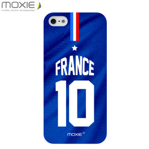 World Cup iPhone 5S / 5 Football Shirt Case - France