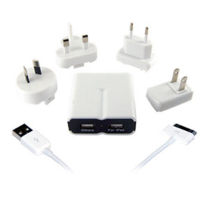 World iPad / iPhone Charging Kit