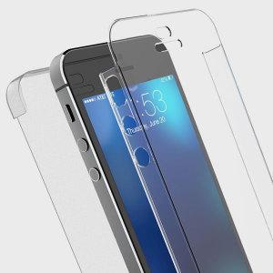 X-Doria Defense 360 iPhone SE Case - Clear
