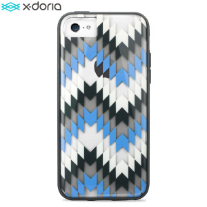 X-Doria Scene Plus Case for iPhone 5C - Tribal HB