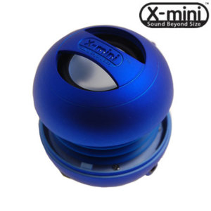 XMI X-mini II Mini Speaker - Blue